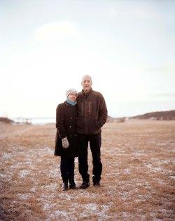 Astrid and Oddbjørn Olsen