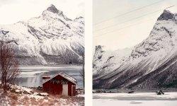 Trolltind, Nevelsfjorden